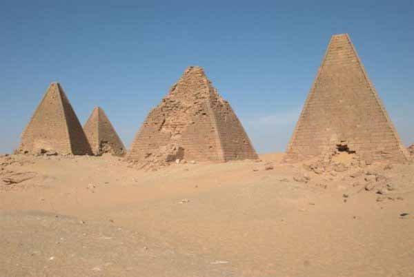 美图趣事:你知道吗?金字塔最多的国家并不是埃及