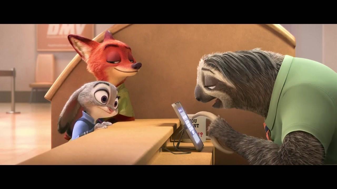戈德曼的故事讲述了一位人类动画师创作出的一个动物拟人化生活的世界
