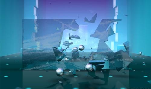 《Smash Hit》测评:用最环保的方式来释放压力